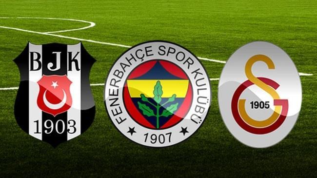 Fenerbahçe, Beşiktaş ve Galatasaray, en fazla borcu olan 20 kulüp listedinde