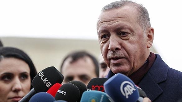Başkan Erdoğan'dan Ekrem İmamoğlu'nun mektubuyla ilgili açıklama