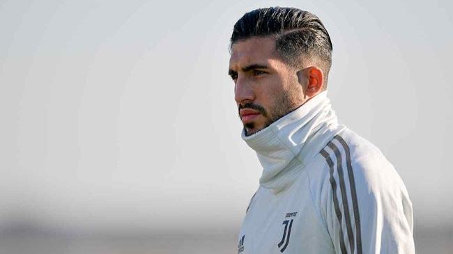 Emre Can Juventus'tan ayrılmak istiyor