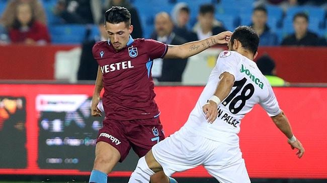 Trabzonspor, Donis Avdijaj'ın sözleşmesini feshetti