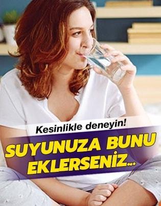 Her gün su ve sağlıklı içecekler içmeliyiz