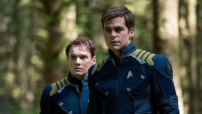 Star Trek Sonsuzluk TV'de ilk kez yayınlanıyor!