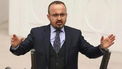 Kürsüden ağır eleştirilerde bulundu! Bülent Turan'dan CHP'ye ayar