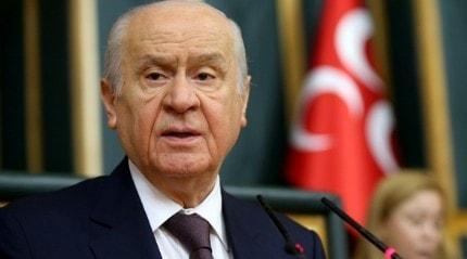 MHP lideri Bahçeli: Bunlar bize göre zalim piyonlarıdır
