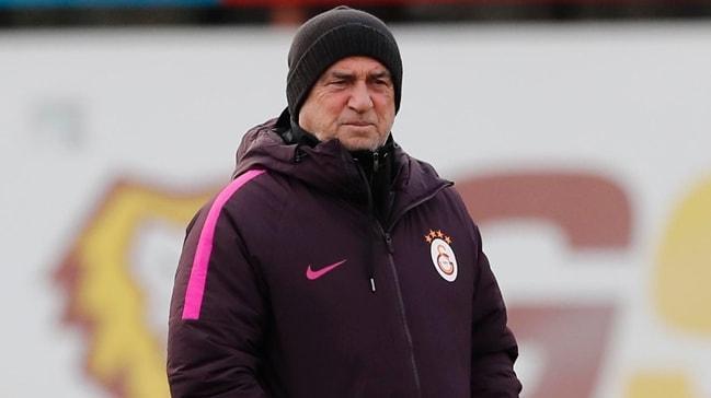 Galatasaray Teknik Direktörü Fatih Terim'in durumu maç saati netlik kazanacak