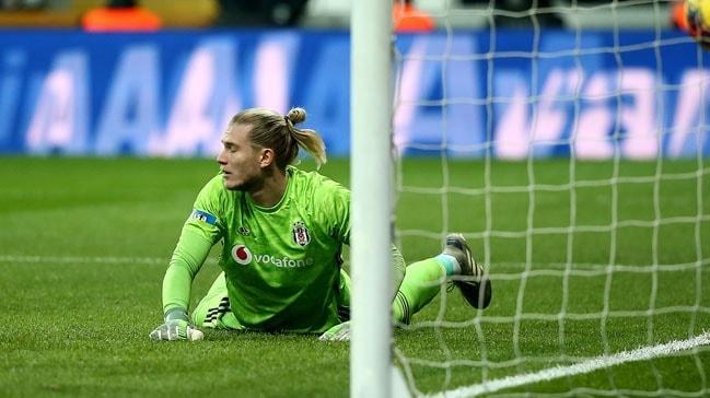 Beşiktaşlı taraftarlardan Karius'a büyük tepki