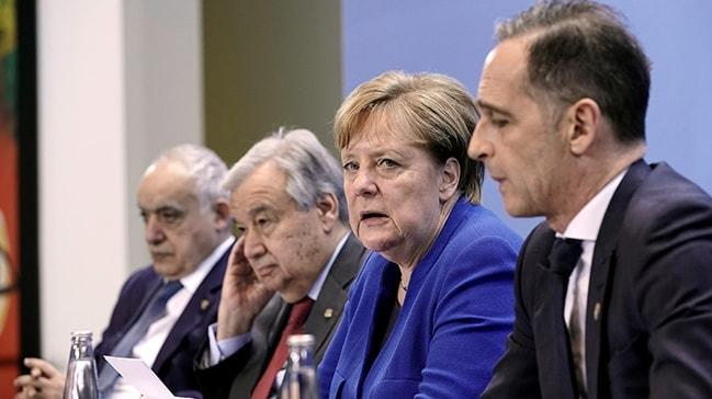 Berlin Zirvesi sona erdi... İşte sonuç bildirgesi