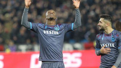 Anthony Nwakaeme: Trabzonspor harika bir takım