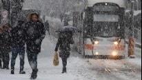 Meteoroloji'den kar uyarısı! O bölgeler dikkat
