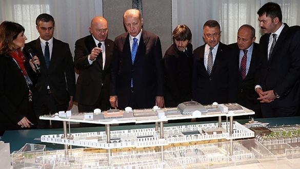 Başkan Erdoğan 'dünyayı hayran bırakacak proje' demişti! Şimdiden yerli ve yabancı markaların radarında