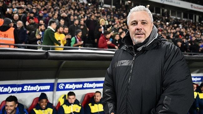 Gaziantep FK'de teknik direktör Sumudica'ya destek