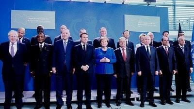 Cumhurbaşkanlığı Sözcüsü Kalın: Berlin Zirvesi siyasi çözüm için önemli bir fırsattır