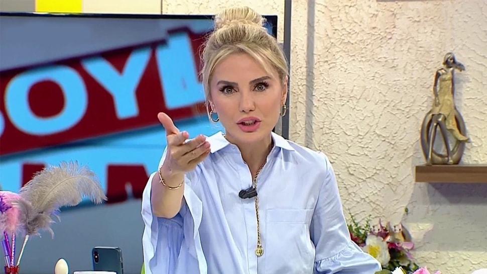 Söylemezsem Olmaz'ın sunucusu Ece Erken sosyal medyanın diline düştü!