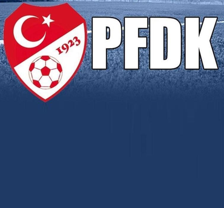 PFDK; Fenerbahçe, Galatasaray, Beşiktaş ve Sivasspor'a cezayı kesti