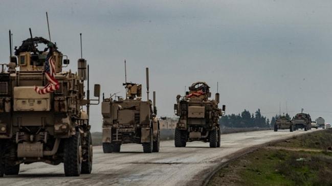 Suriye'de petrol gerilimi sürüyor! ABD askerleri, Rus askerlerin yolunu kesti