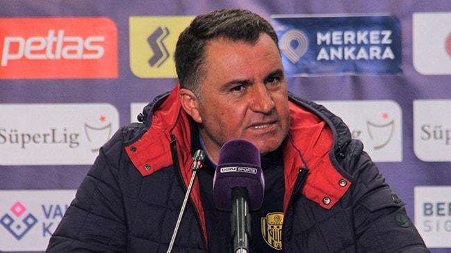 Ankaragücü'nde teknik direktör Mustafa Kaplan ile yollar ayrıldı