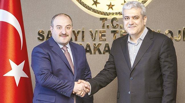 80 İranlı şirket, Türklerleişbirliği için İstanbul'da