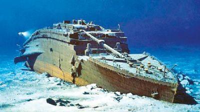 Titanik enkazı için uluslararası koruma anlaşması