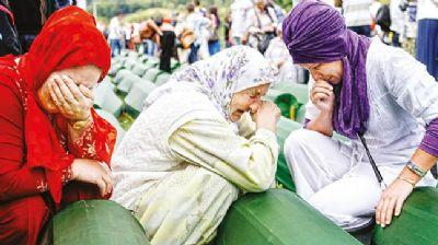 Srebrenitsa anneleri AİHM'e gitti