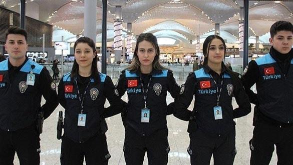 İstanbul Havalimanı'nda yeni dönem! Göreve başladılar