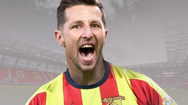 Göztepe, Kamil Wilczek transferini resmen açıkladı