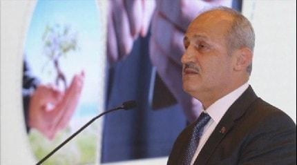 Ulaştırma ve Altyapı Bakanı Turhan: Bu yıl, Sivas'a kadar Ankara'yı yüksek hızlı trenle bağlayacağız