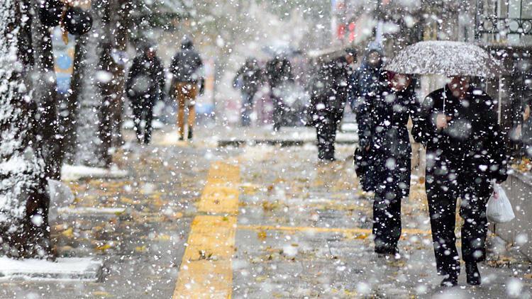 """İstanbul hava durumu uyarıları: İstanbul'a kar ne zaman yağacak"""""""
