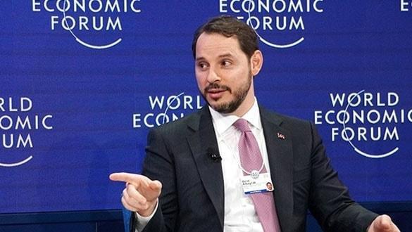 Bakan Albayrak: Türkiye Merkez Bankası, Fed kadar bağımsızdır