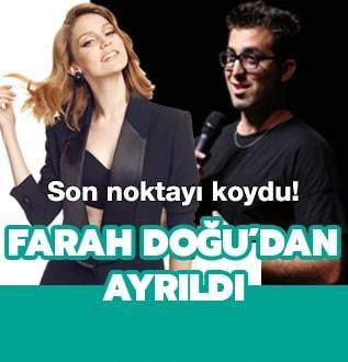 Farah Zeynep Abdullah bu kez son noktayı koydu!