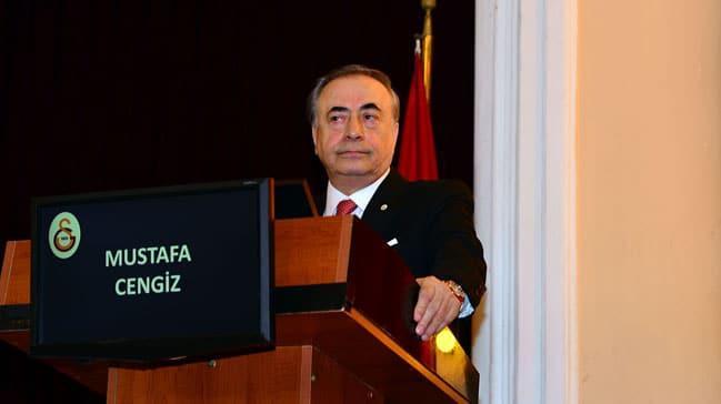 Mustafa Cengiz'den basın toplantısı kararı