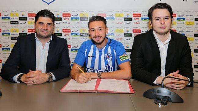 Kasımpaşa yeni transferi Anıl Koç'u resmen açıkladı