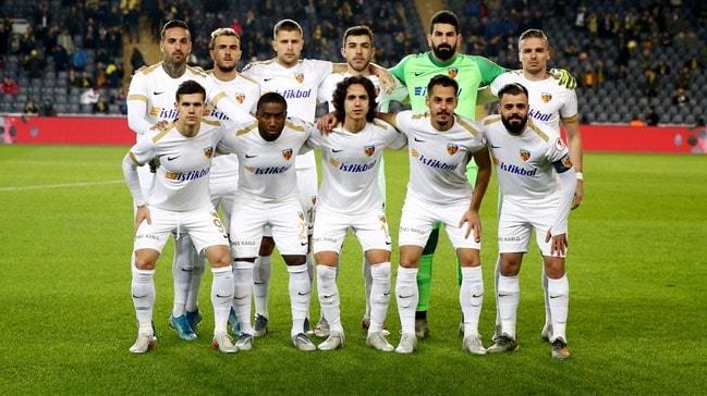 Kayserispor Ankaragücü maçını dönüm noktası olarak görüyor