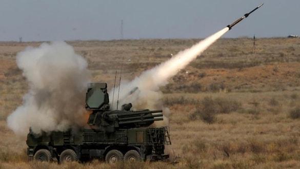 İHA'lar S-400'lere saldırdı, Pantsir füzeleri püskürttü!