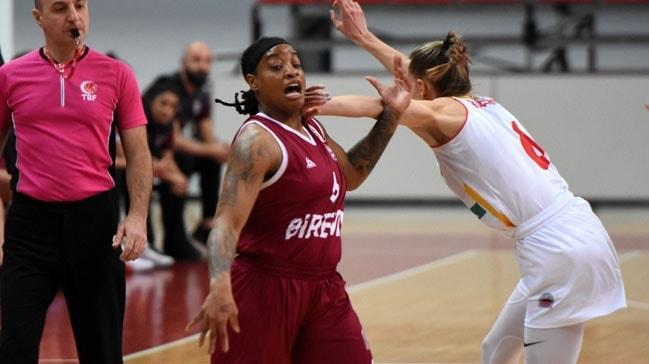 Deprem nedeniyle Kadınlar Basketbol Süper Ligi'nde bir maç ertelendi