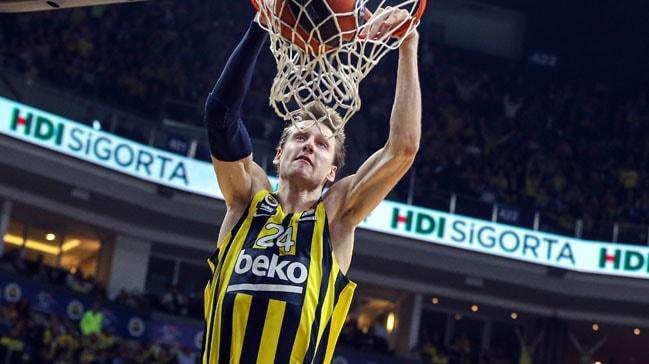 Fenerbahçe Beko, play-off yolunda önemli bir galibiyet aldı