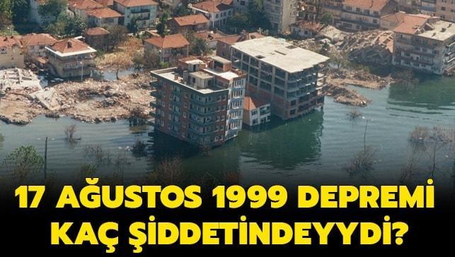 """17 Ağustos 1999 depreminde kaç kişi öldü"""" 17 Ağustos 1999 Gölcük depremi kaç şiddetindeydi"""""""