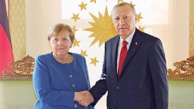 'Türkiye, Serrac'ıyalnız bırakmayacak'