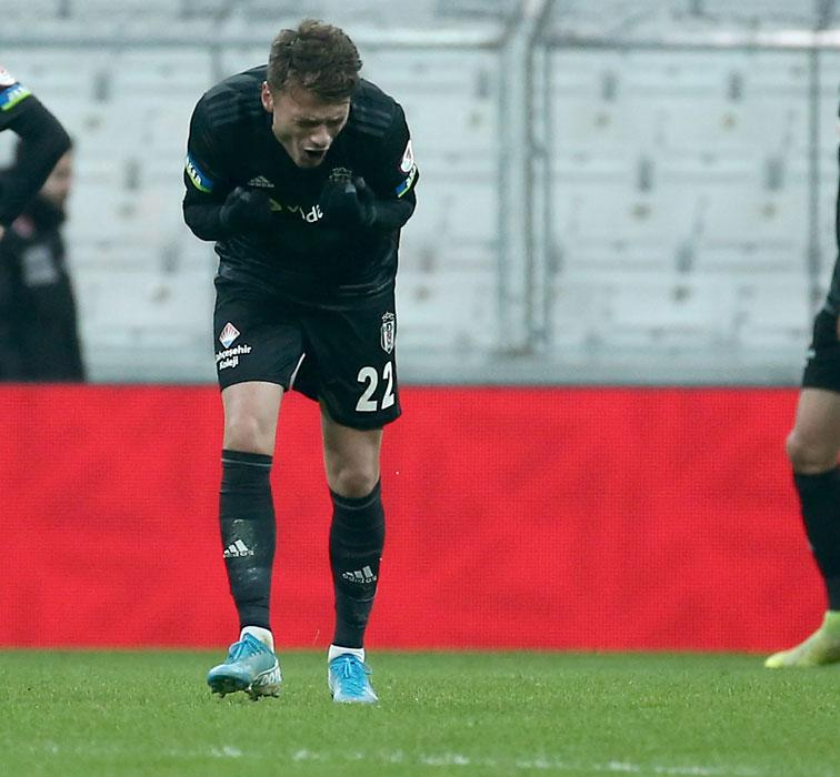Beşiktaş'ta Adem Ljajic ve Rebocho, Göztepe maçının kadrosuna alınmadı
