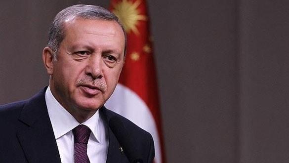 Başkan Erdoğan deprem bölgesi Elazığ'da
