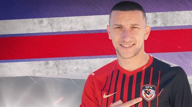 Gaziantep FK, Andre Sousa'yı kadrosuna kattığını duyurdu