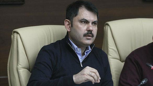 Bakan Kurum açıkladı: Elazığ'a 'Kartal' modeli