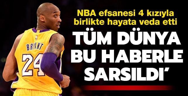 Dünyaca ünlü basketbolcu hayatını kaybetti