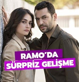 Ramo dizisinde sürpriz gelişme