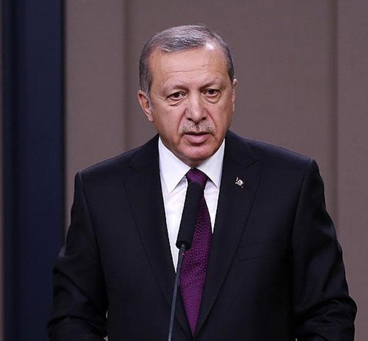 Başkan Erdoğan'dan Kobe Bryant mesajı