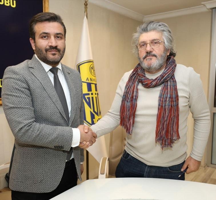 Ankaragücü'nde Mustafa Reşit Akçay dönemi