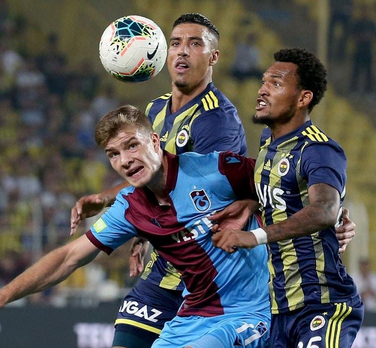 Trabzonspor-Fenerbahçe bahane, hedef Türkiye
