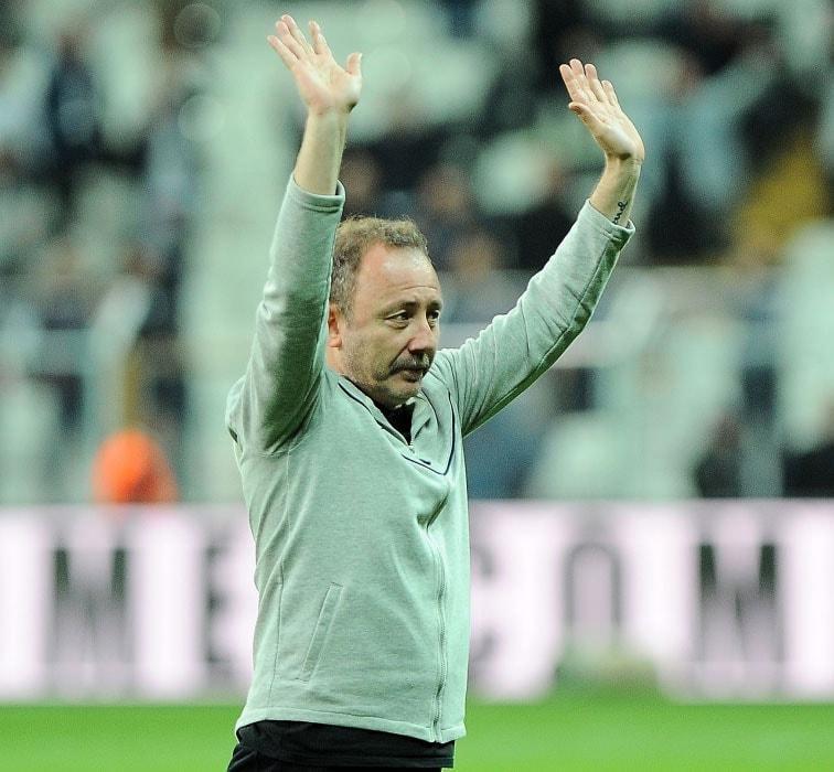 İşte Sergen'in Beşiktaş'taki ilk transferi