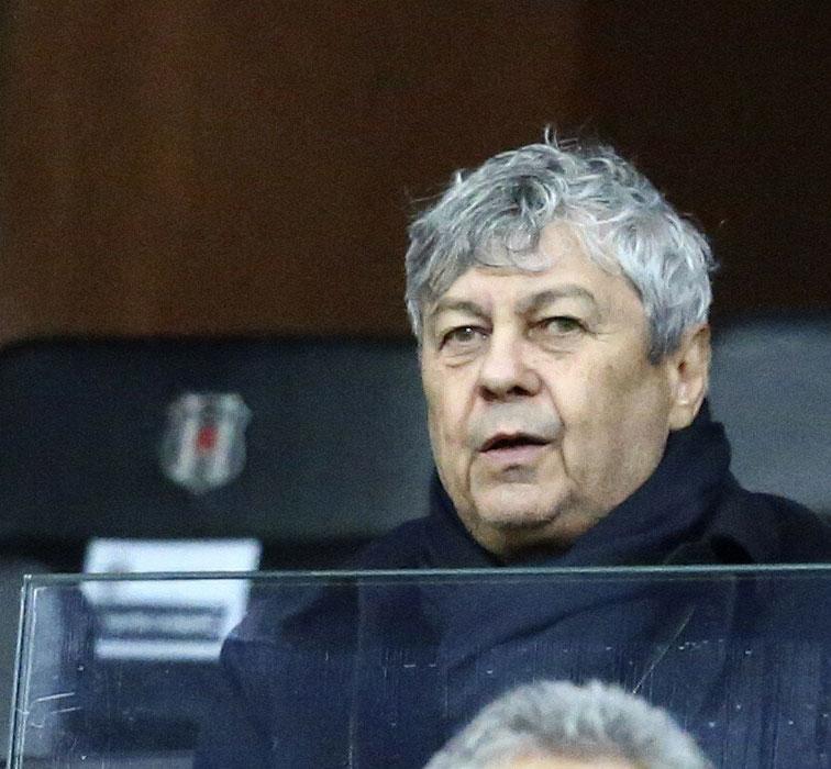 Beşiktaş'ta Mircea Lucescu sürprizi
