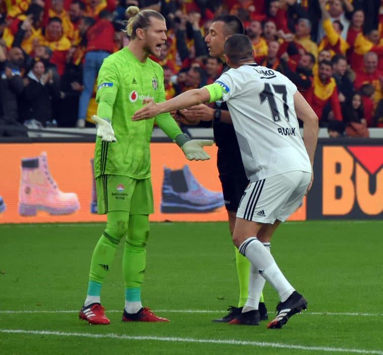 Beşiktaş'tan TFF'ye 'maç tekrarlansın' talebi