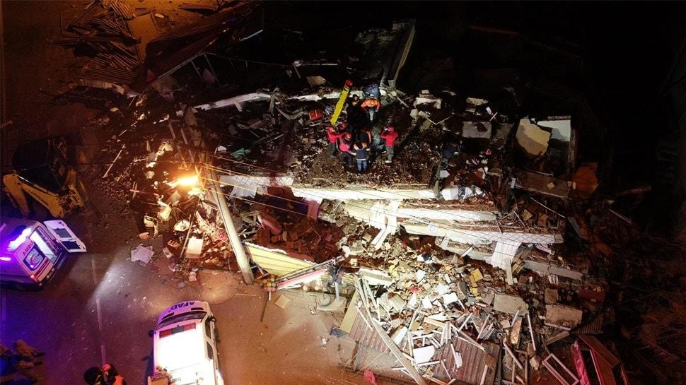 Deprem sonrası ilk yardım nasıl yapılır? İşte uzmanından önemli bilgiler